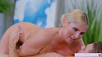 Guy gets a nuru massage from motherinlaw 6 min