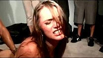 Bitch fucked at college party in front of everyone 17 min
