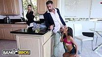 BANGBROS - Sexy Teen Gianna Dior Fucks Her Stepdad Charles Dera On His Bday