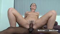 My husband knows I only let BIG BLACK COCK Up My Ass!!! 6 min