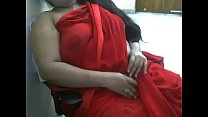 indian Bhabi Webcam show leaked by Husband part 2