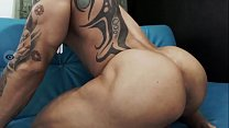 Muscle butthole