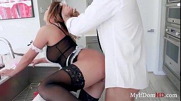 Punishing The Mylf Maid