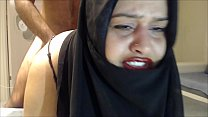 CRYING ANAL ! CHEATING HIJAB WIFE FUCKED IN THE ASS ! bit.ly/bigass2627 13 min