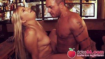 TOP ◇ 5 ◇ Passionate PUBLIC Sex Positions   Cumshots ▶ Lena Nitro, Melina May, Tatjana Young, Lana Vegas, Arteya, etc. Dates66.com