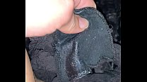 Jerk Off With Your Step Sisters Wet Panties 8 min
