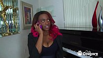 Ebony MILF Tori Taylor Has A Big Load Blasted All Over Her Face 24 min
