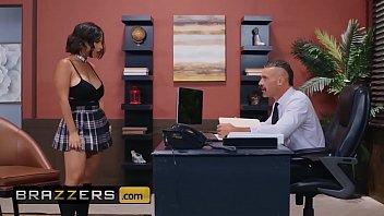 Big Tits at School - (LaSirena69, Charles Dera) - An Exotic And Erotic Student - Brazzers 10 min