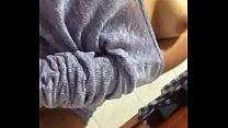 rubbing my clit