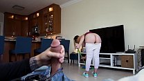 BANGBROS - My Dirty Maid Serena Skye Knows How To Clean Dick