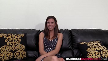 Nubile amateur Eva ass creamed on the casting couch 11 min