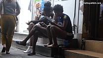 African Freelancer Ladies of Bangkok Thailand