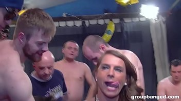 Boys Fire Loads of Cum in Two Holes