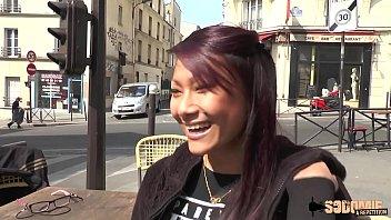 Mya fait le tour de la France pour une bonne sodomie