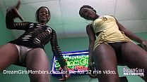 Sexy Naked Ass Twerking With Two Freaky Black Girls 10 min