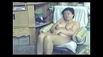 My mum home alone caught masturbating by my hidden cam 59 sec