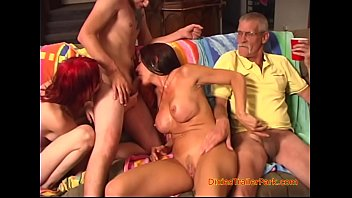 The Family Has Their First Taboo Orgy 12 min