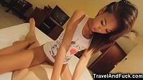Filipina Teen Cutie Creampied by a Tourist!