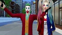 Joker y Harley Quinn Los Criminales Del Sexo