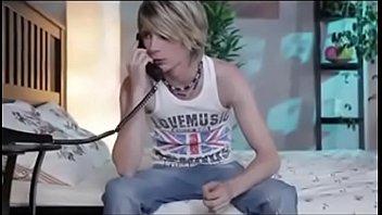Blonde rent-boy and client 26 min