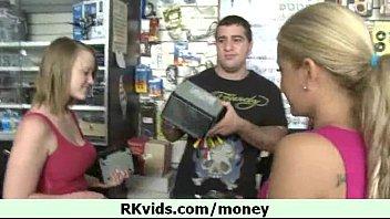 Skilled lover earns money 29 7 min