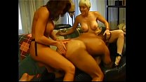 Muscular latin stud is ashamed of making love with women then sophisticated dominant ladies Cheryl and C.J. Bennett fought  a losing battle 23 min