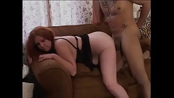 Mature white cougar Sierra Vista with red hair and big keyster enjoys being drilled by welll hung black dude 29 min
