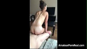 Amazing Body Real Amateur Wife Lunch Breaks Fuck 6 min