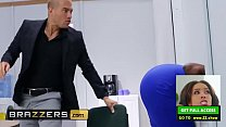 (Osa Lovely, Kyle Mason, Xander Corvus) - Nailed Through The Wall - Brazzers