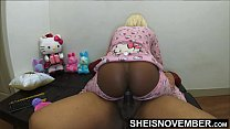 HD Butt Flap Open, Step Dad Cock Is Bigger Then My Boyfriends, Tearing My Tiny Pussy Hole Riding His BBC & Getting Butt Pounding Doggystyle, Innocent Black StepDaughter Msnovember Cheating With Step Dad While Her Mom Is At Work in Sheisnovember Video