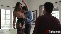 While He Watches- Piper Cox - Cuckold Couple 6 min