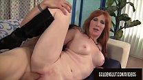 Golden Slut - Breathtaking Mature Redhead Freya Fantasia Compilation Part 1 8 min