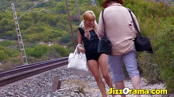 Jizzorama - They Track Her For Casting Fuck