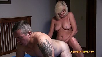 Our daddy gets FUCKED and SUCKS 11 min