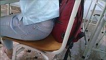 lên lớp sớm thấy 1 bé bàn trên mông bự đang ngủ cũng ngứa tay quay cho dc =)))