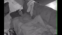 Hidden Cam Catches Inebriated Sister In Law Masturbating on My Couch