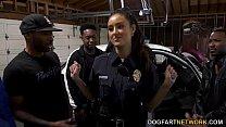 Police Officer Job Is A Suck - Eliza Ibarra 8 min