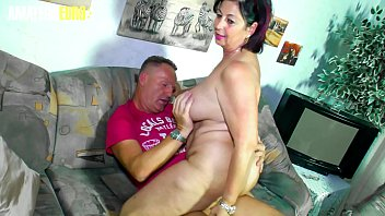AMATEUR EURO - BBW Wife Liana B. Shoot Her Very First Porn Movie And She Enjoy Every Minute