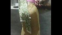 Hot desi saree aunty big ass South Indian