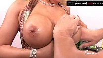Busty Blonde Waitress Bimbo Candy Manson Gets Drilled By Johnny Sins 35 min