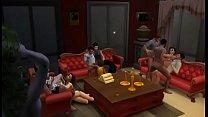 Sims 4 orgy 1