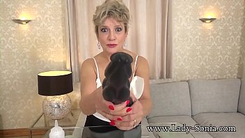JOI from Lady Sonia while she teases you with her toy 7 min