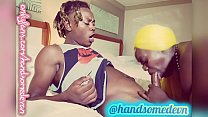 fat booty stripper sexual chocolate gets butt fucked and nutted in by Handsomedevan