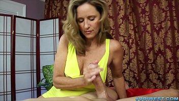 Jodi West: Long Slow Handjob 11 min