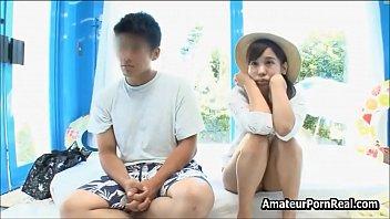 Sexy Bikini Japanese Teen Girl Sex Spied Through Window 25 min