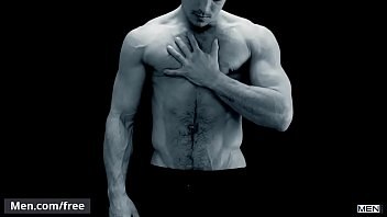 Ginger hunk (Jonas Jackson) drills (Gabriel Cross) - Men.com