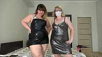 Sexy lesbians teachers teach you to lick and fuck shaved pussy properly. Role-playing fetish game with easy verbal domination and gorgeous PAWG.