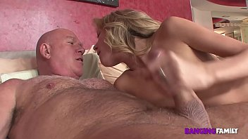 Banging Family - Dirty Step-Dad Catches Daughter Nude Modeling and Punishes Her 23 min
