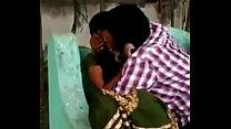 Desi shy lovers caught kissing