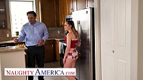 Naughty America - Sera Ryder gets her friend's dad to satisfy her needs